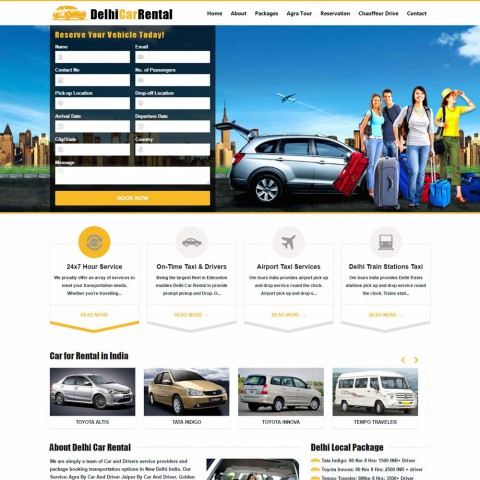 Delhi Car Rental